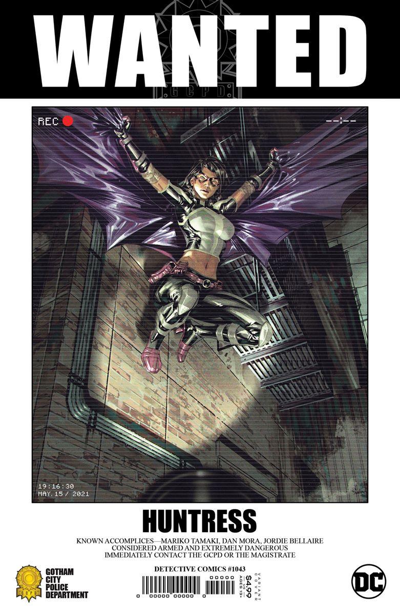 DTC_Cv1043_ratio_var DC Comics September 2021 Solicitations