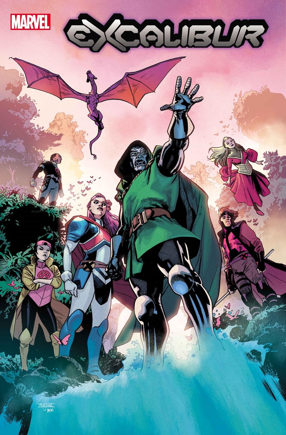 EXCAL2019023_cov Marvel Comics September 2021 Solicitations