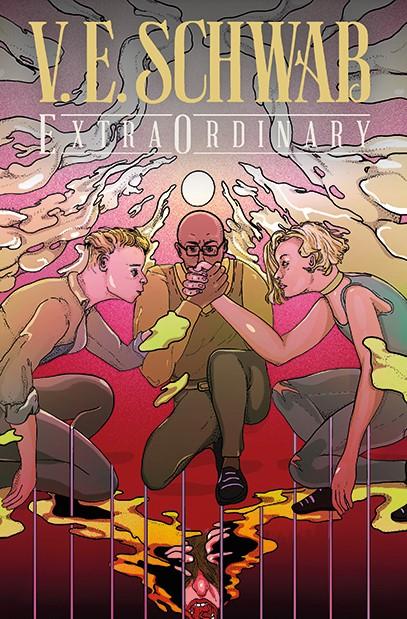 EXTRAORDINARY_4B-1 Titan Comics September 2021 Solicitations