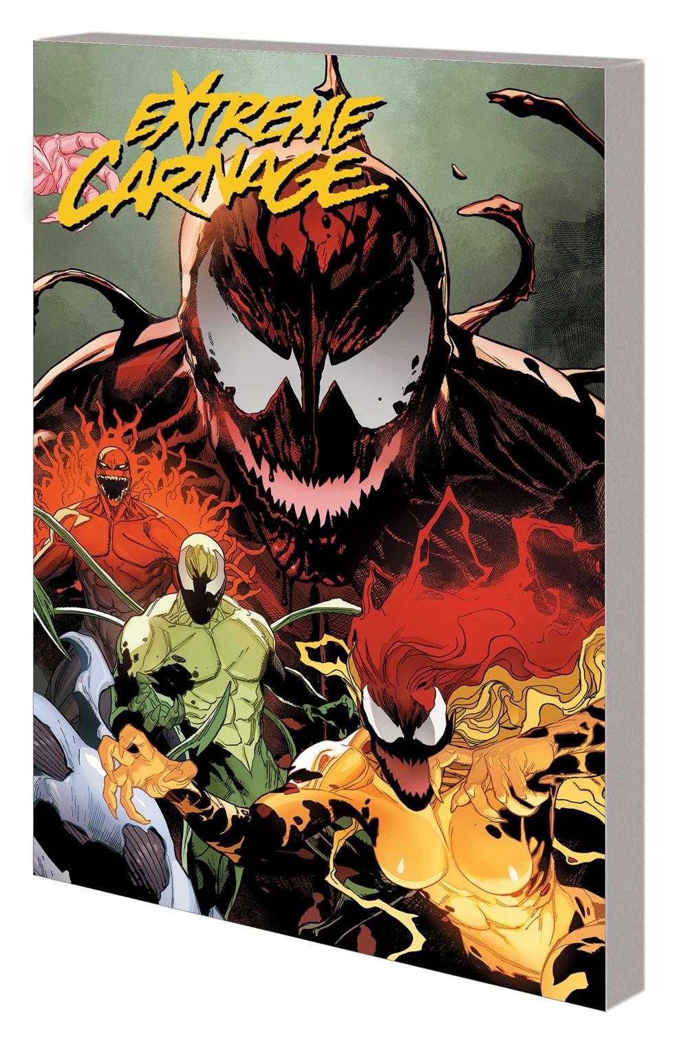 EXTREME_CARNAGE_TPB Marvel Comics September 2021 Solicitations
