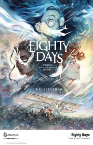 EightyDays_Cover_Main_PROMO-1-193x300 First Look at EIGHTY DAYS from BOOM! Studios