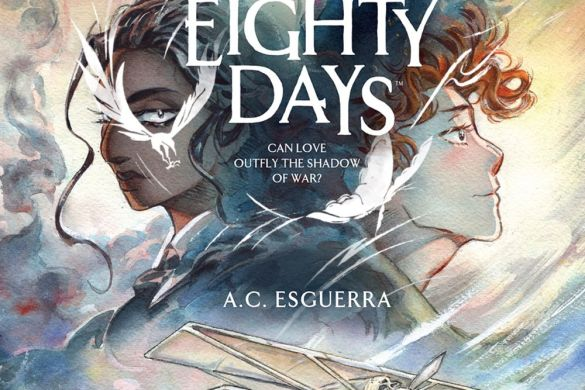 EightyDays_Cover_Main_PROMO-1 First Look at EIGHTY DAYS from BOOM! Studios