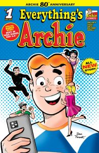 EverythingsArchie_01_CoverA_Parent-195x300 ComicList Previews: ARCHIE 80TH ANNIVERSARY EVERYTHING'S ARCHIE #1
