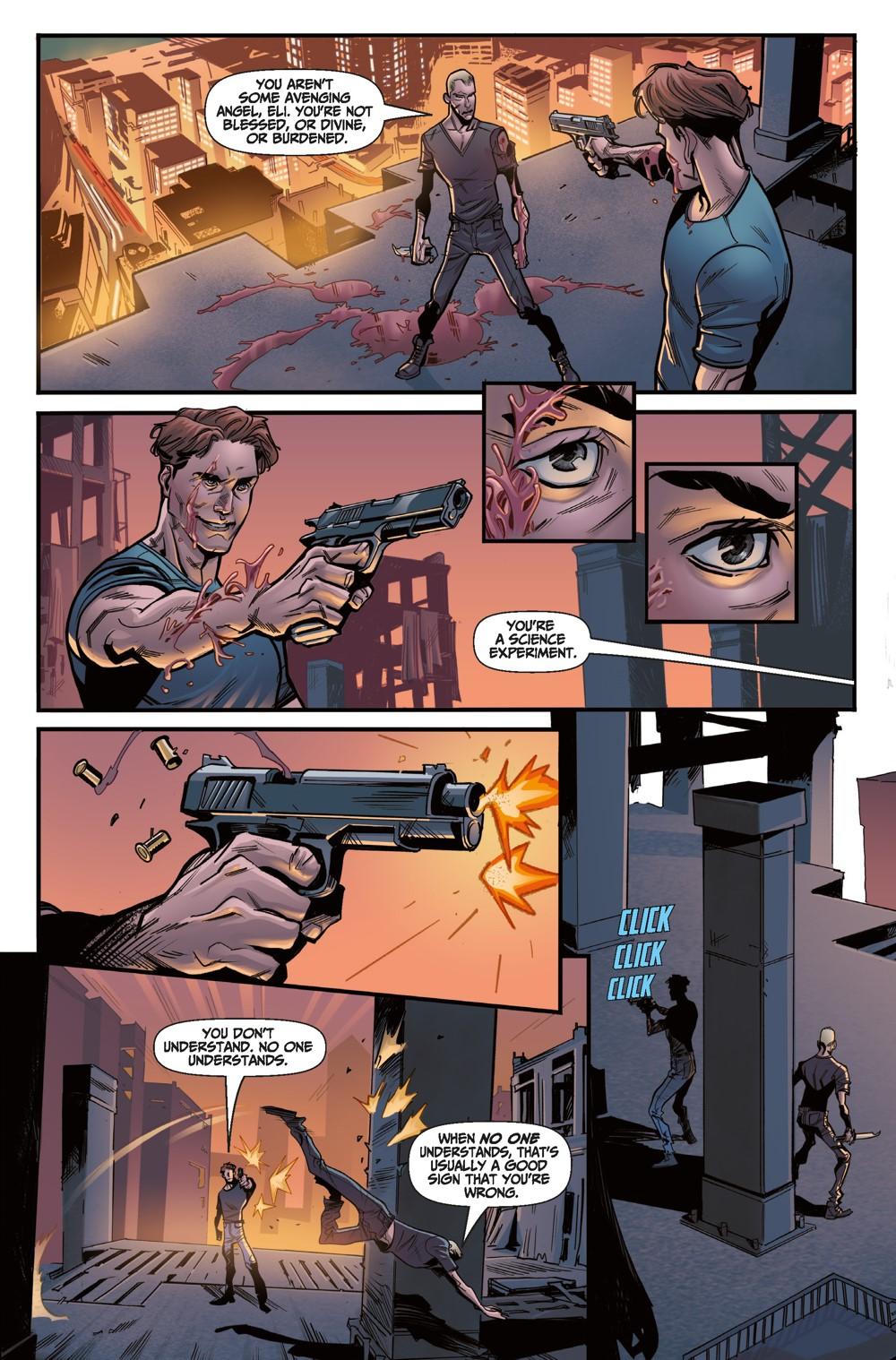 ExtraOrdinary1-_Page_1 ComicList Previews: EXTRAORDINARY #1