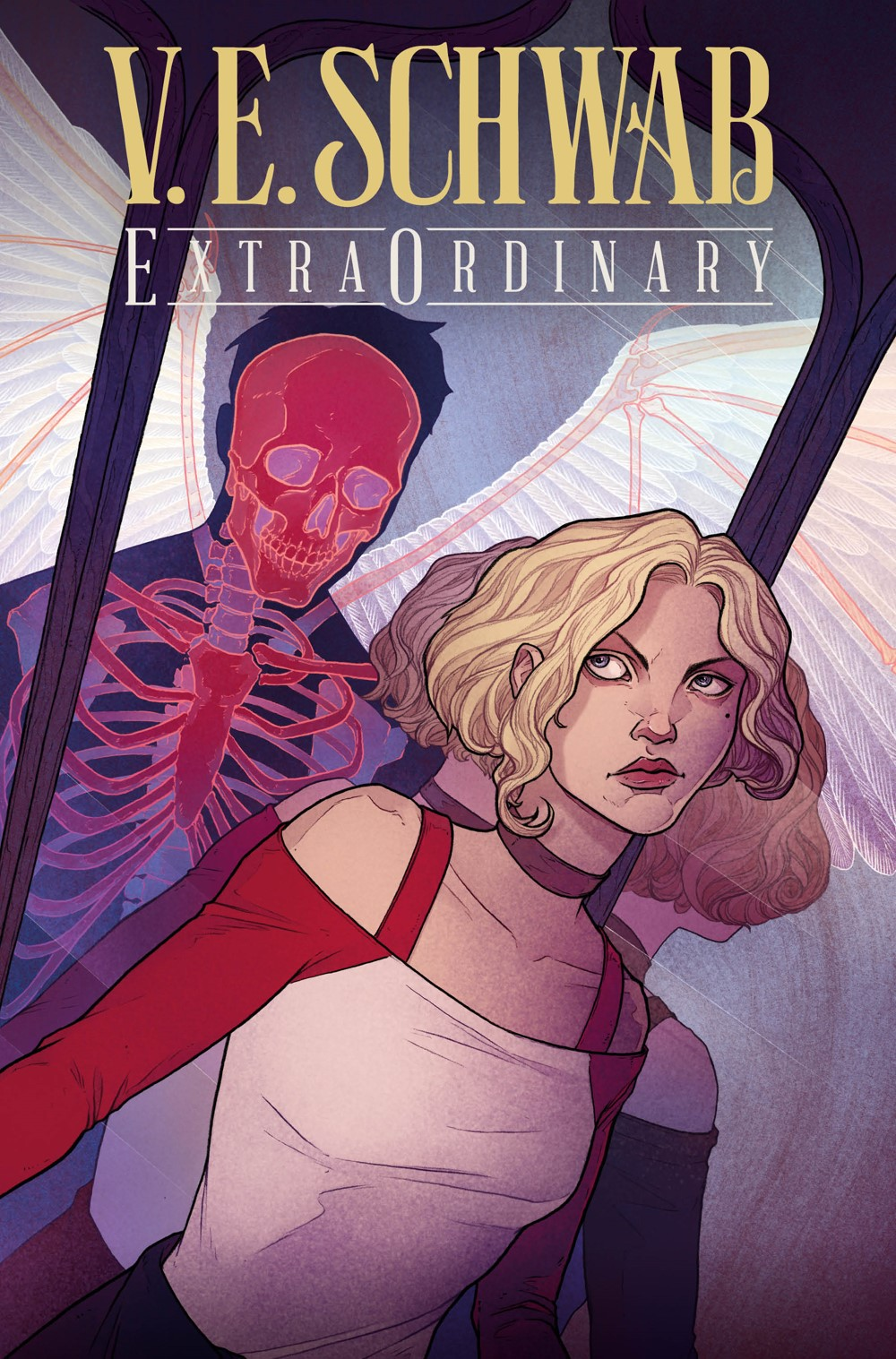 ExtraOrdinary1_D ComicList Previews: EXTRAORDINARY #1