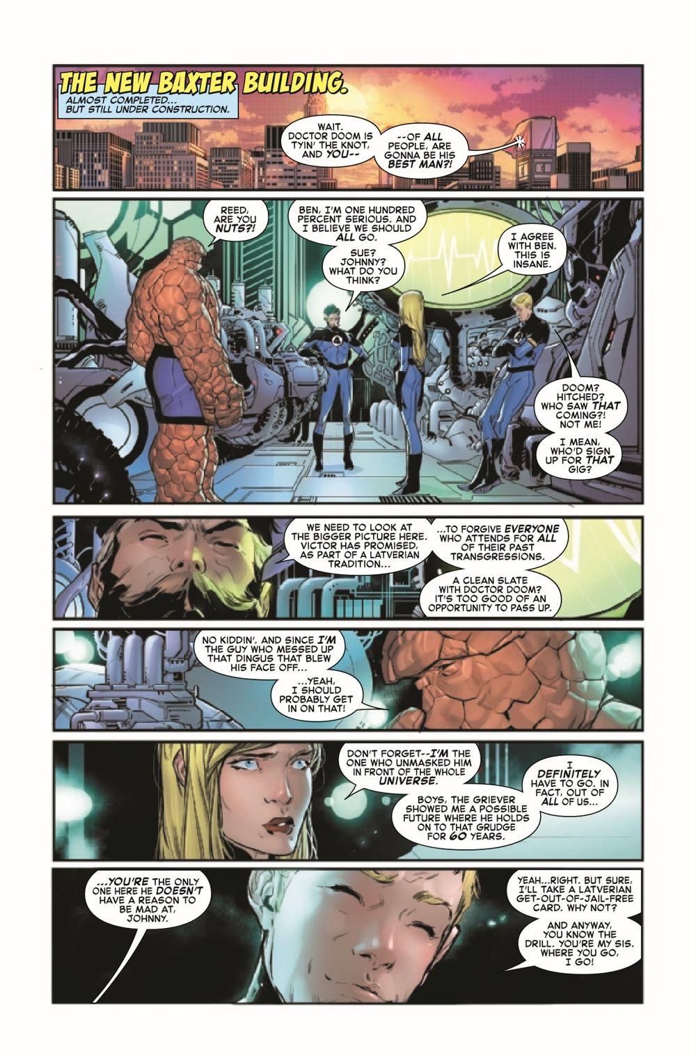 FF2018033_Preview-5 ComicList Previews: FANTASTIC FOUR #33