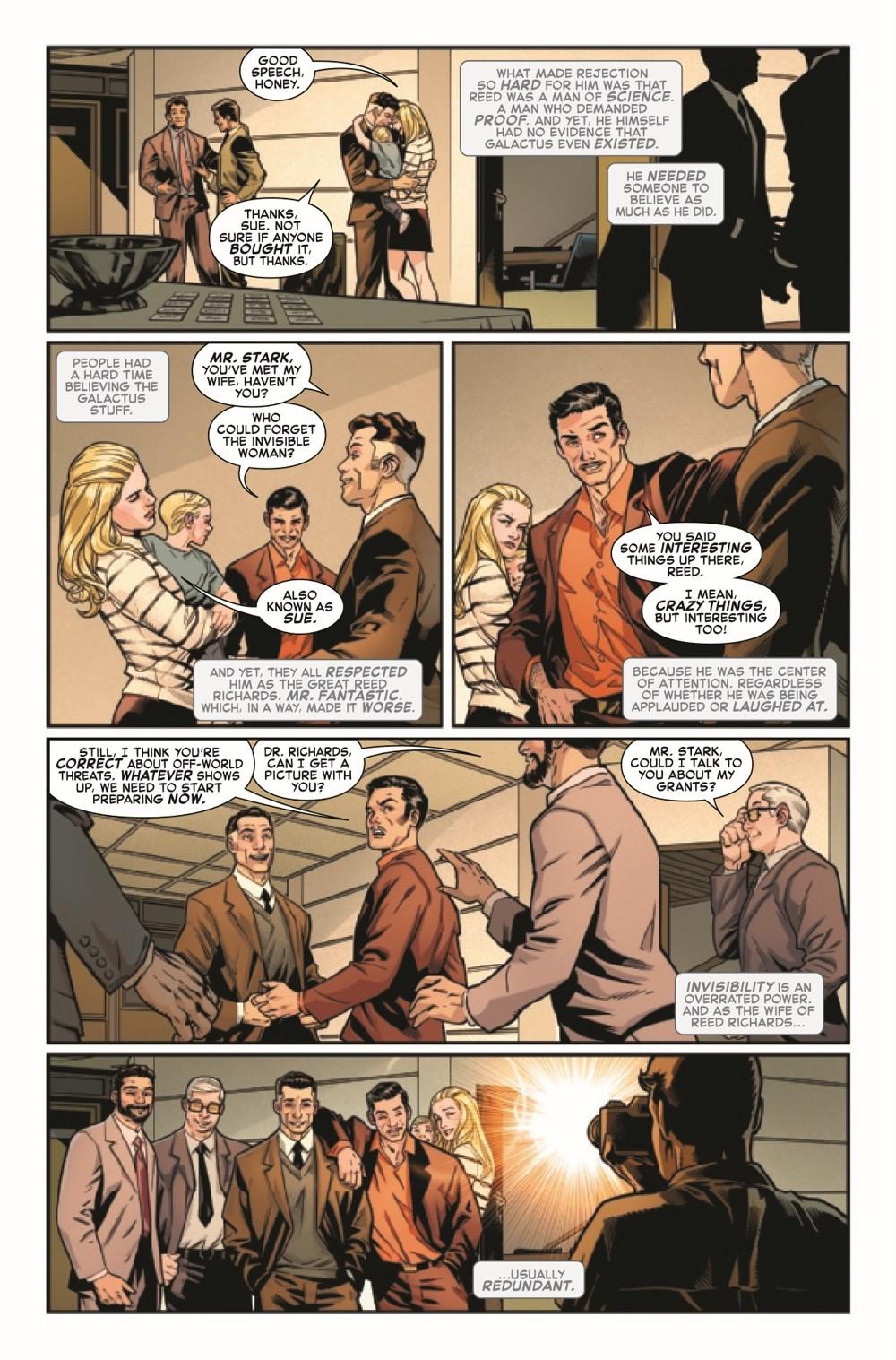 FFLIFESTORY2019002_Preview-5 ComicList Previews: FANTASTIC FOUR LIFE STORY #2 (OF 6)