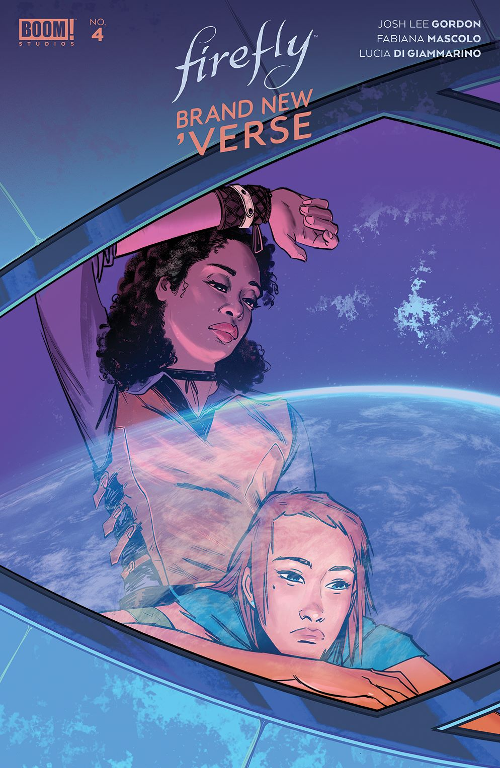 Firefly_BrandNewVerse_004_Cover_B_Generations ComicList Previews: FIREFLY A BRAND NEW 'VERSE #4 (OF 6)