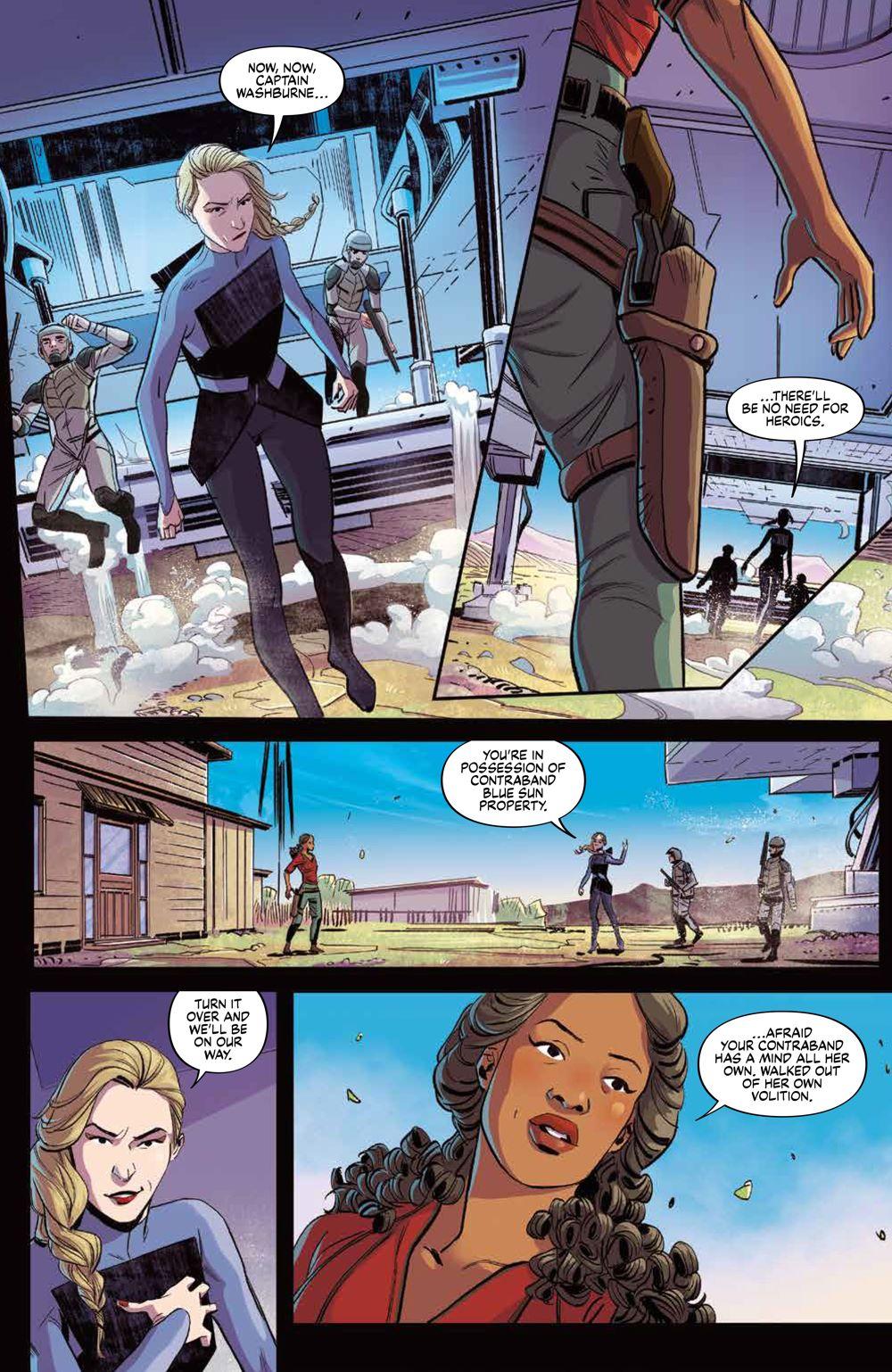 Firefly_BrandNewVerse_004_PRESS_4 ComicList Previews: FIREFLY A BRAND NEW 'VERSE #4 (OF 6)