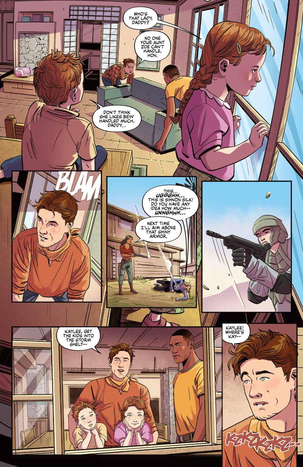 Firefly_BrandNewVerse_004_PRESS_5 ComicList Previews: FIREFLY A BRAND NEW 'VERSE #4 (OF 6)