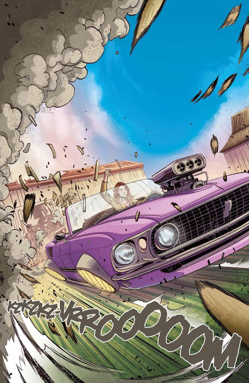 Firefly_BrandNewVerse_004_PRESS_6 ComicList Previews: FIREFLY A BRAND NEW 'VERSE #4 (OF 6)
