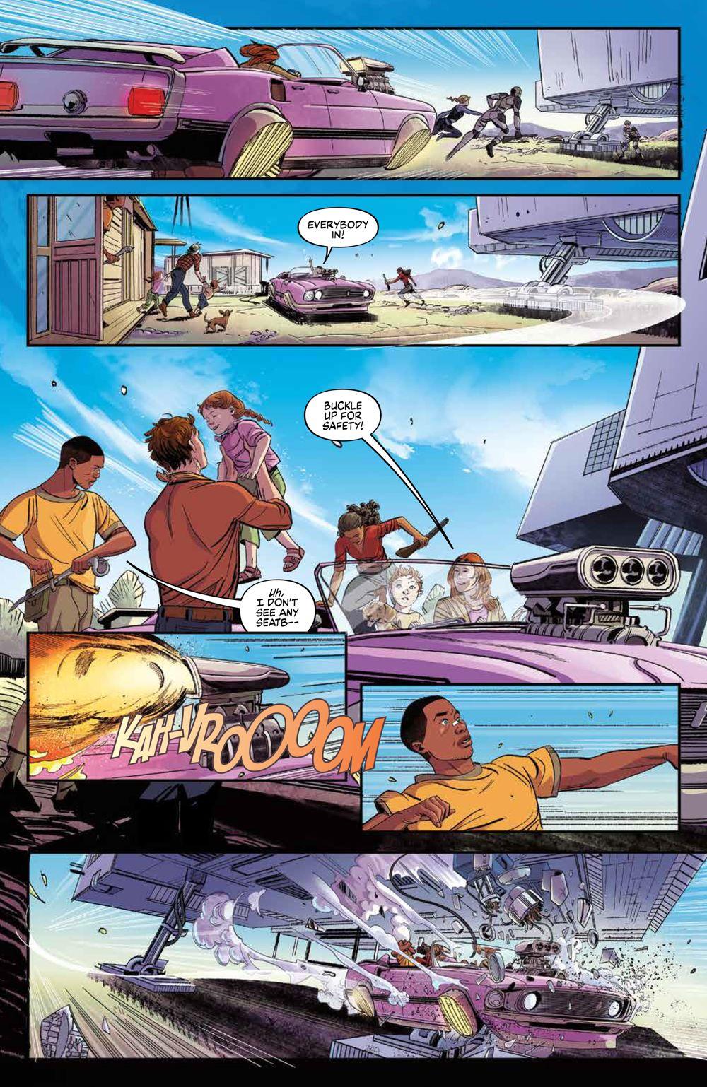 Firefly_BrandNewVerse_004_PRESS_7 ComicList Previews: FIREFLY A BRAND NEW 'VERSE #4 (OF 6)