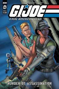 GIJoeRAH282-coverA-198x300 ComicList Previews: G.I. JOE A REAL AMERICAN HERO #282