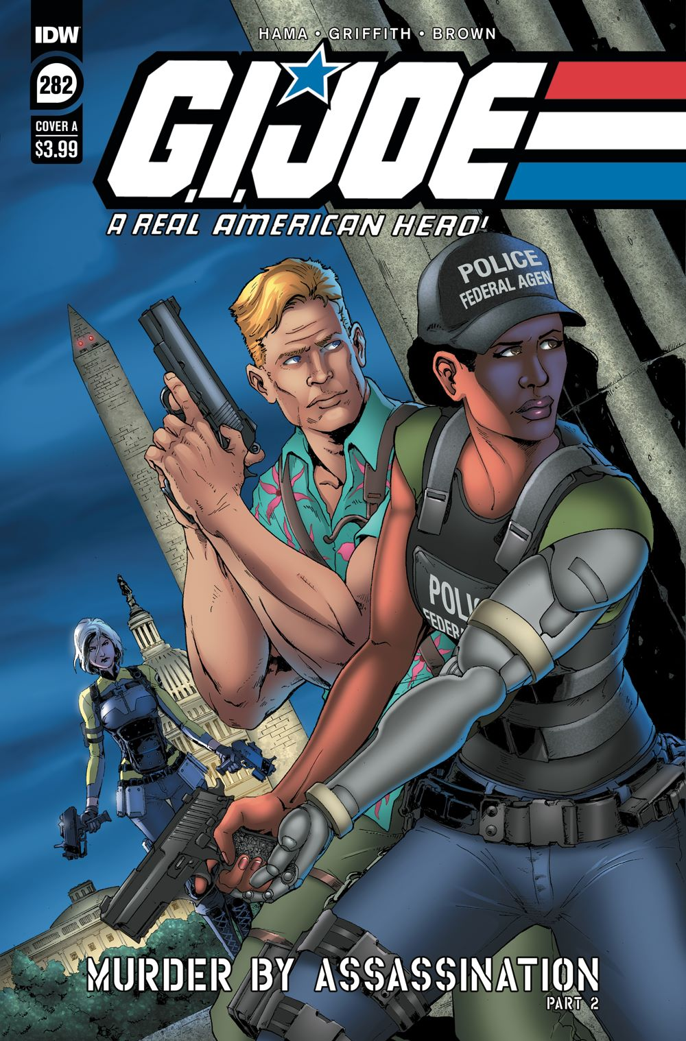 GIJoeRAH282-coverA ComicList: IDW Publishing New Releases for 06/09/2021