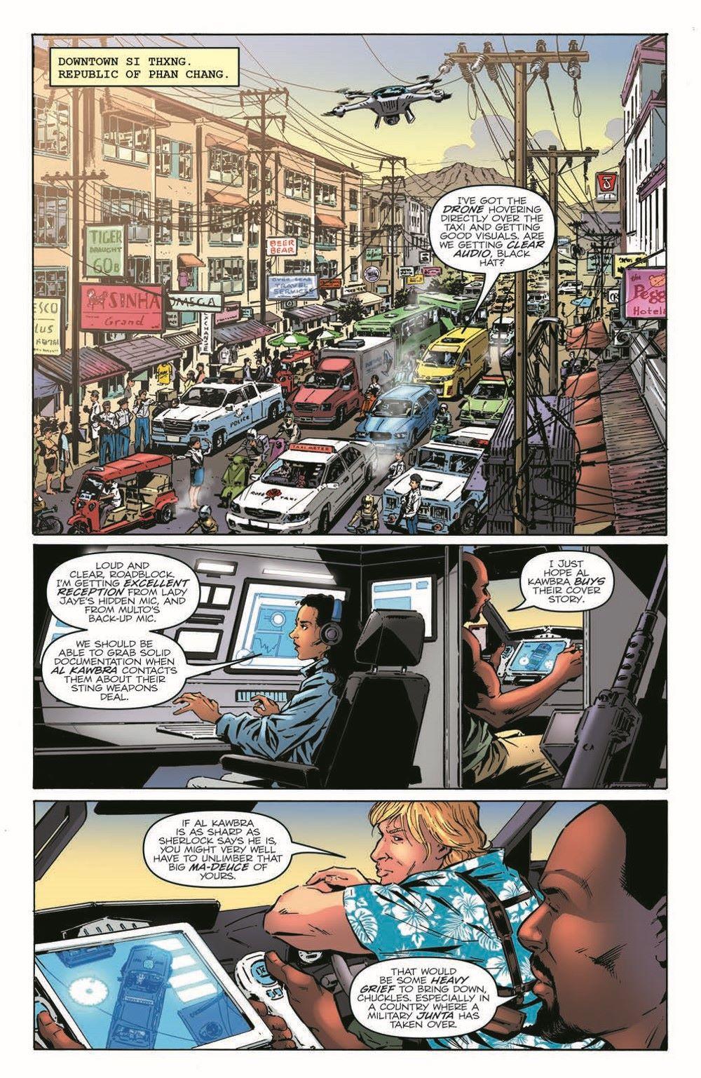 GIJoeRAH283-pr-3 ComicList Previews: G.I. JOE A REAL AMERICAN HERO #283