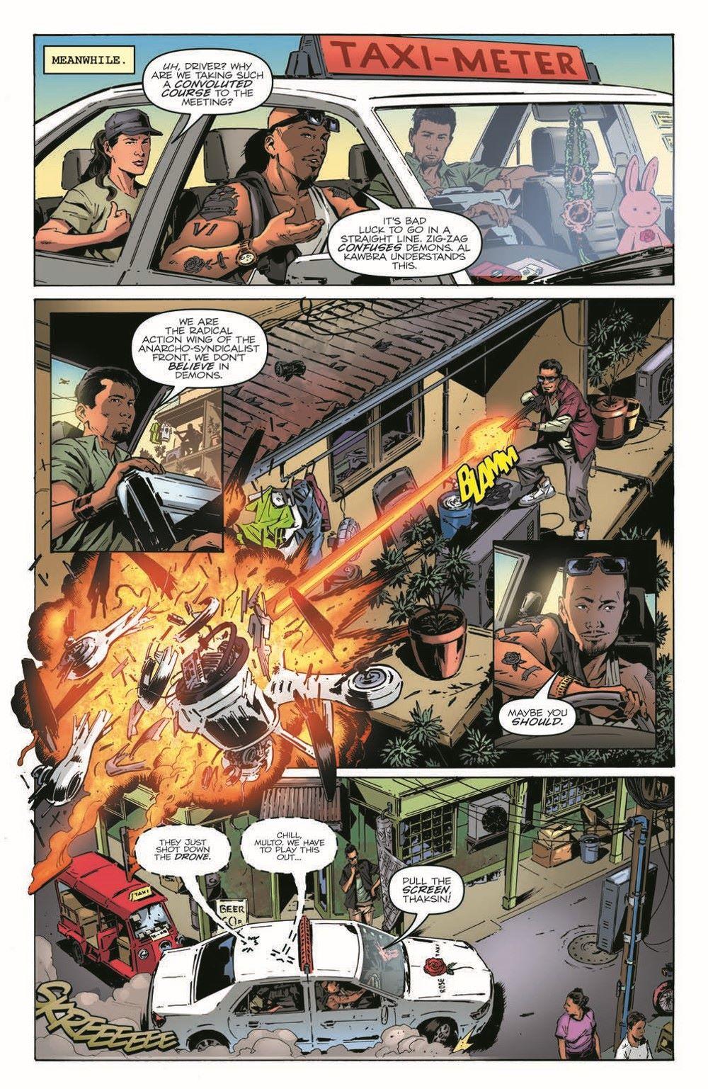 GIJoeRAH283-pr-4 ComicList Previews: G.I. JOE A REAL AMERICAN HERO #283