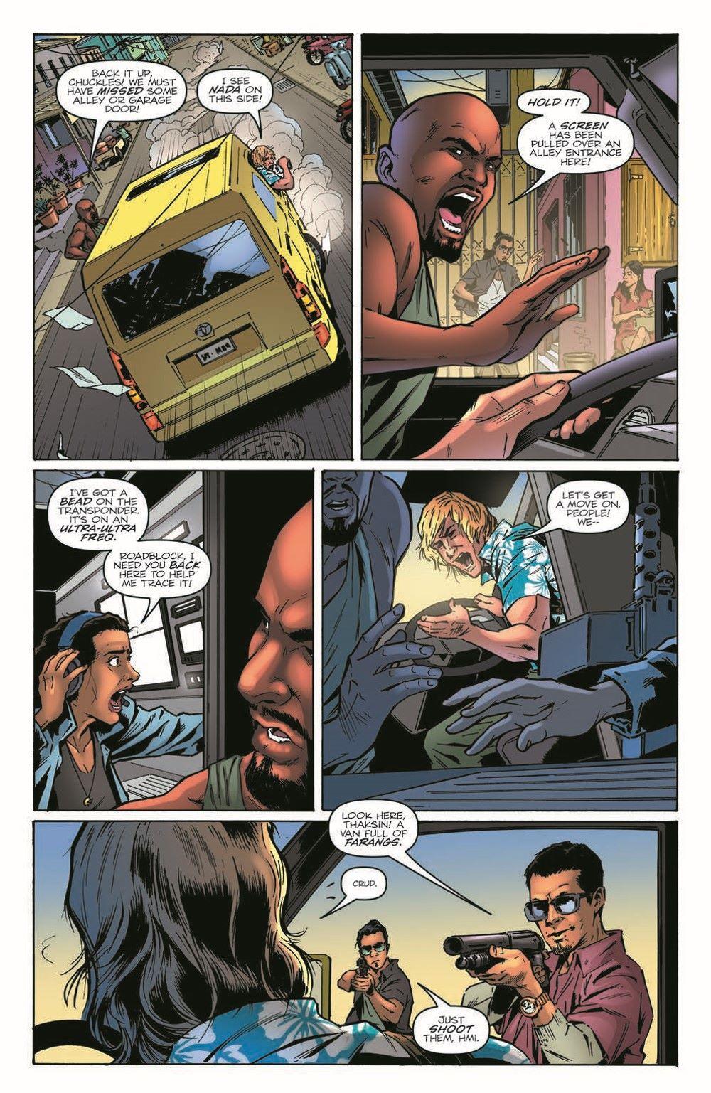 GIJoeRAH283-pr-7 ComicList Previews: G.I. JOE A REAL AMERICAN HERO #283