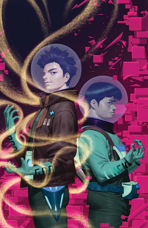 GoodLuck_001_Cover_D_Variant ComicList: BOOM! Studios New Releases for 06/23/2021