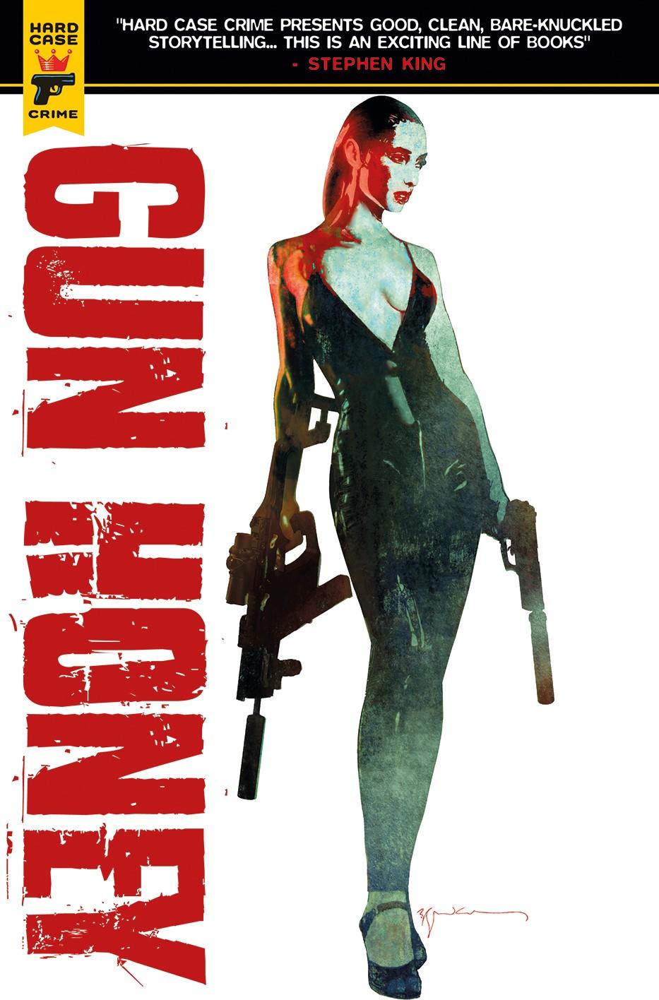 Gun-Honey-1-Cover-A-1 Titan Comics September 2021 Solicitations
