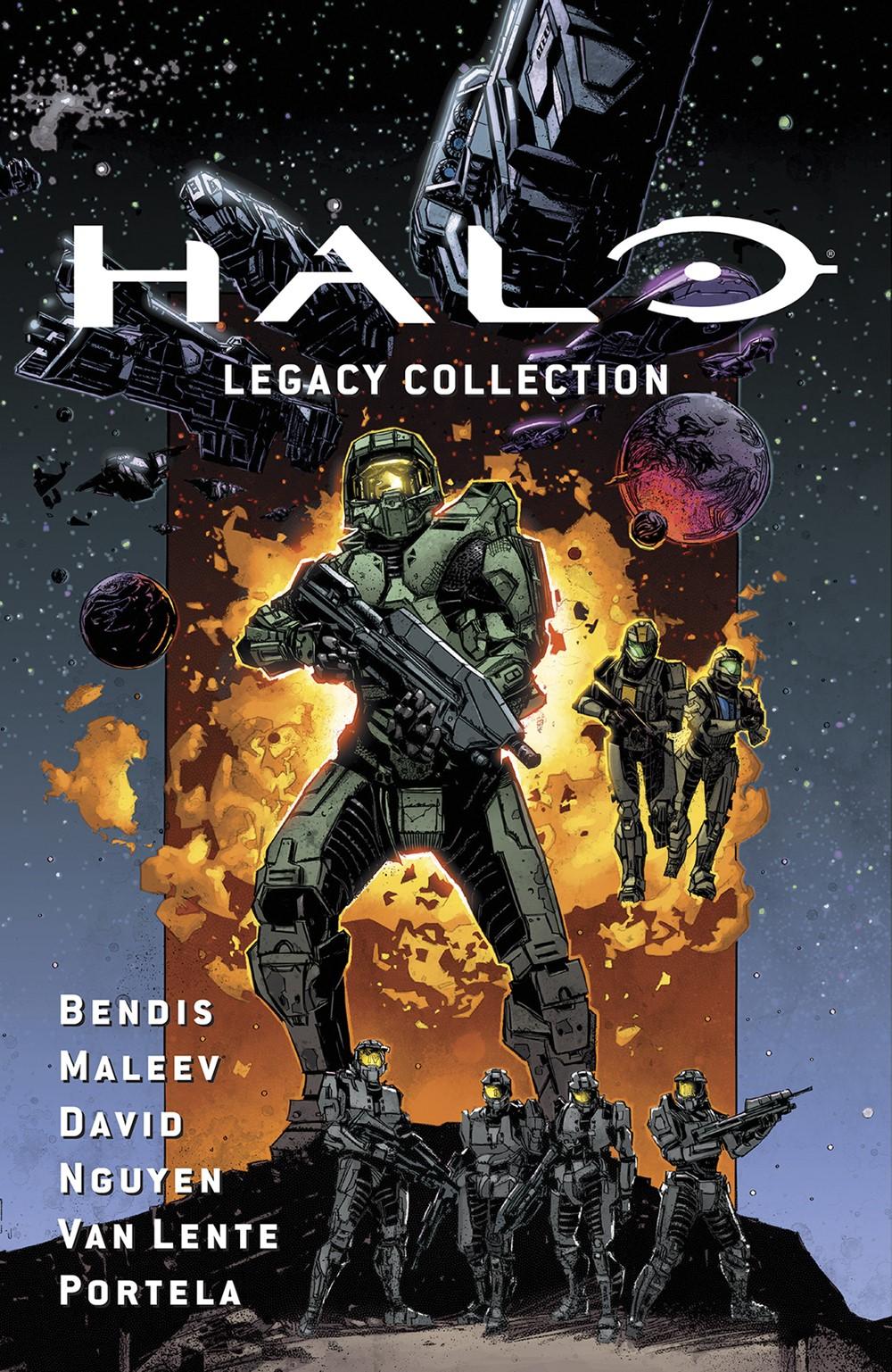 HALOLC_TPB_CVR_4x6_SOL Dark Horse Comics September 2021 Solicitations