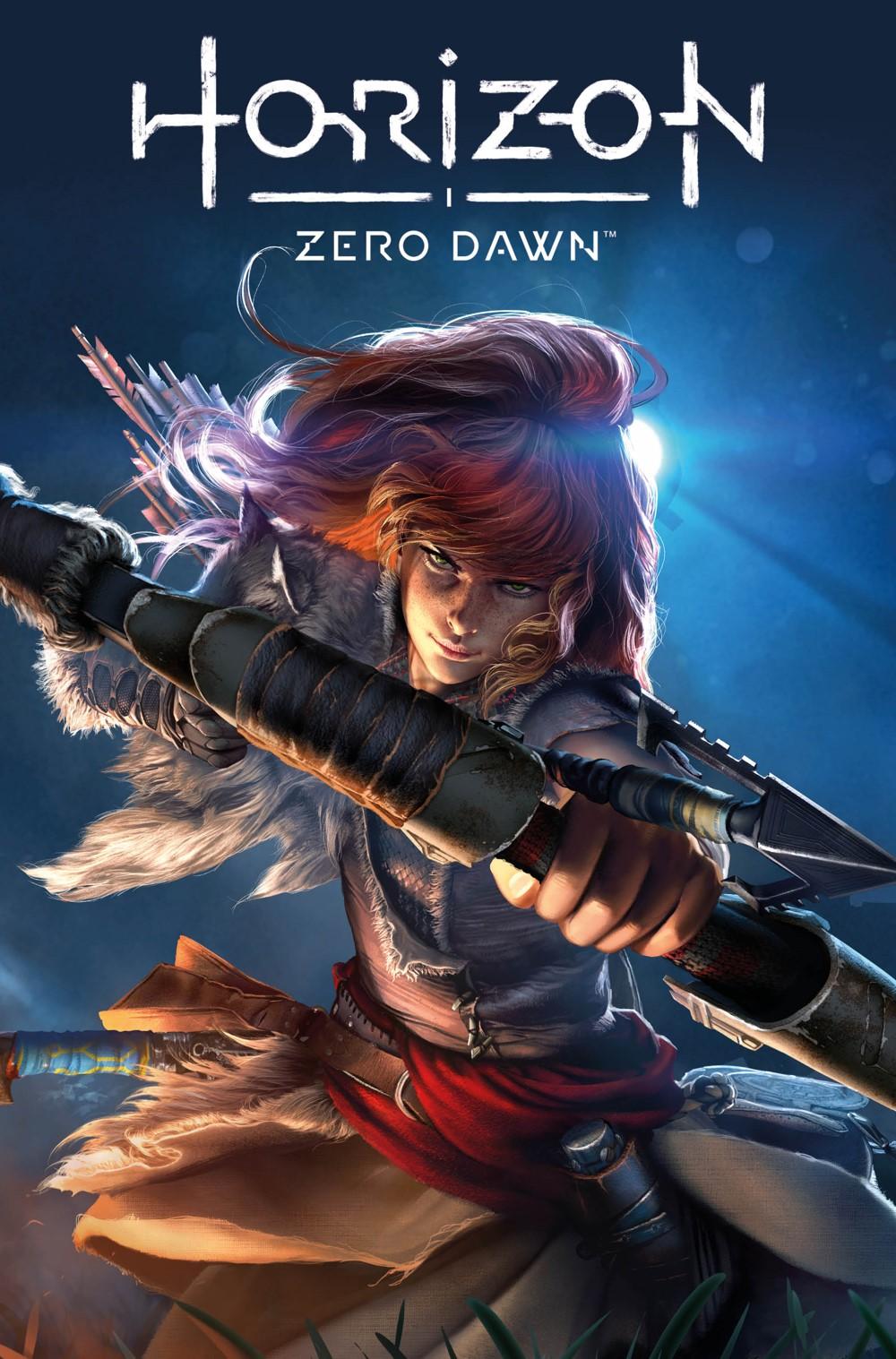 HorizonZeroDawn23_00_Cover_B-1 Titan Comics September 2021 Solicitations