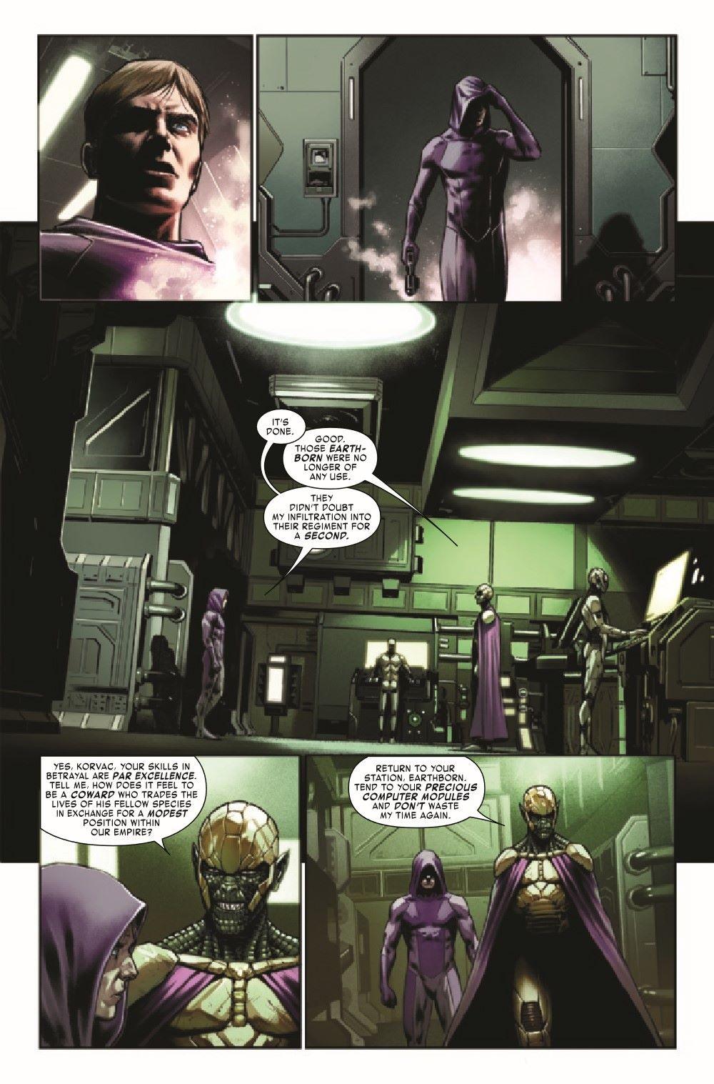 IM2020009_Preview-5 ComicList Previews: IRON MAN #9