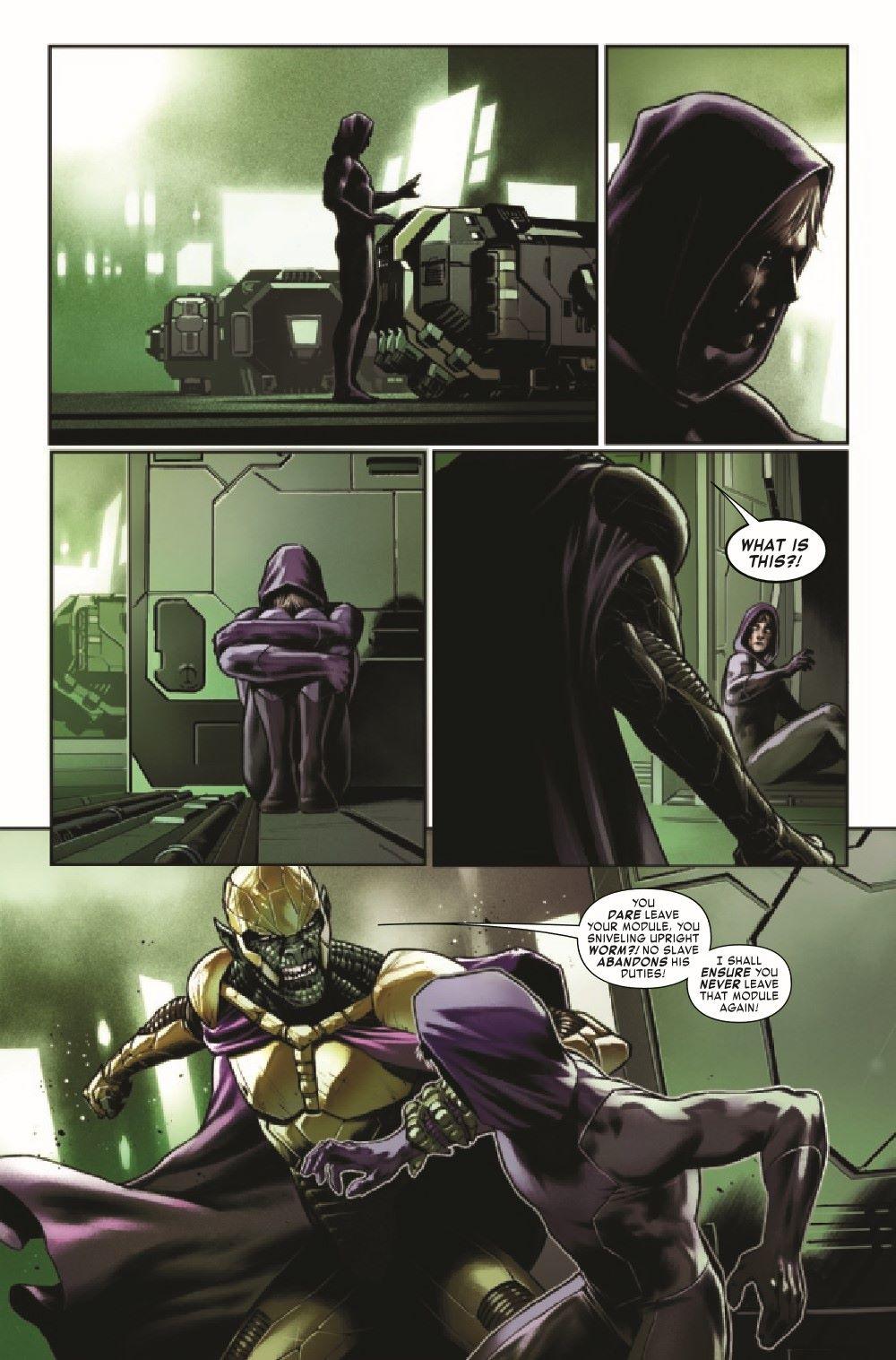 IM2020009_Preview-6 ComicList Previews: IRON MAN #9