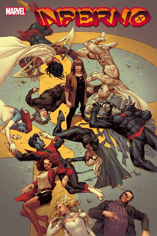 INFERNO2021001_cov Marvel Comics September 2021 Solicitations