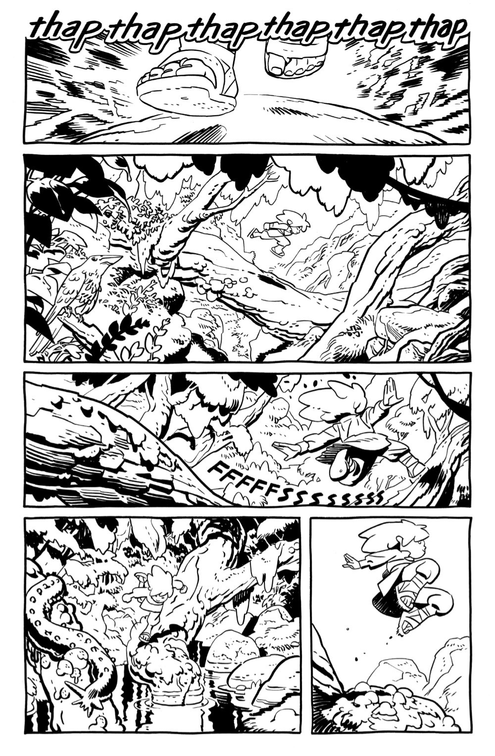 JONNA-1-DB-PGS-01-32-FNL-1-05 ComicList Previews: JONNA AND THE UNPOSSIBLE MONSTERS #1 (DRAWING BOARD EDITION)