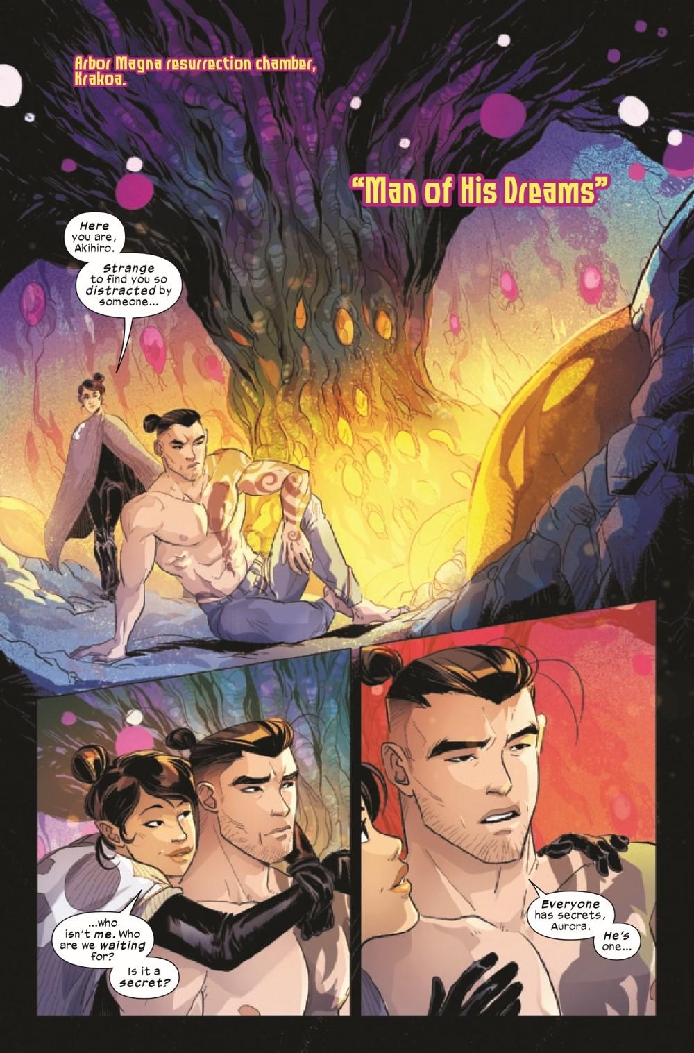 MARVOICESPRIDE2021001_Preview-11 ComicList Previews: MARVEL'S VOICES PRIDE #1