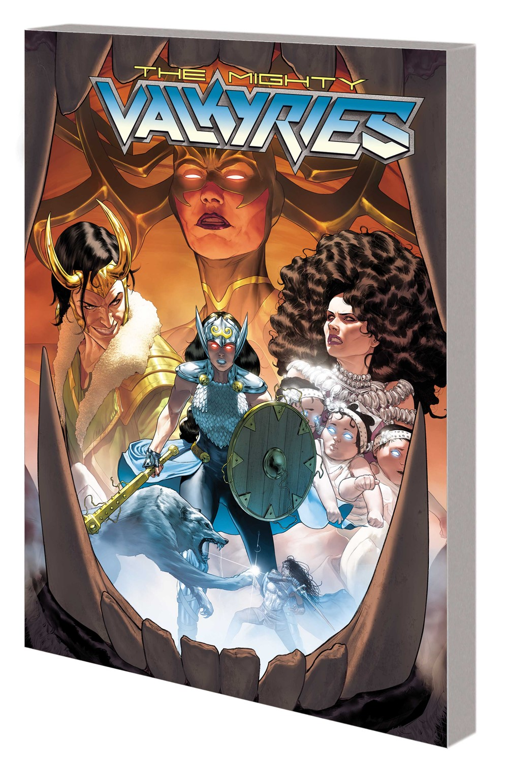 MIGHTYVALKYRIES_TPB Marvel Comics September 2021 Solicitations