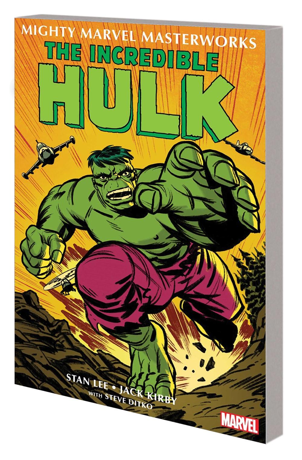 MMHULK001_GN_TPB_CHO Marvel Comics September 2021 Solicitations