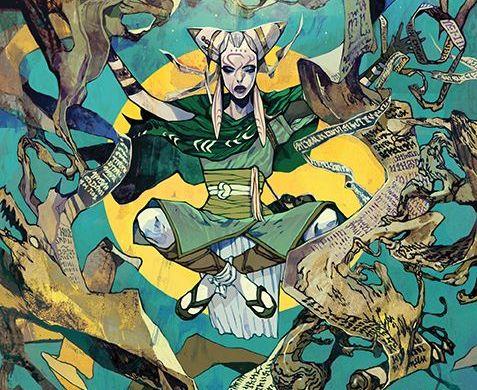 Magic_003_Cover_B1_Planeswalker-1 ComicList Previews: MAGIC #3
