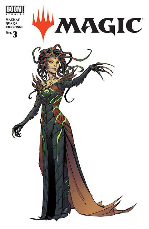 Magic_003_Cover_D_CharacterDesign-1 ComicList: BOOM! Studios New Releases for 06/16/2021