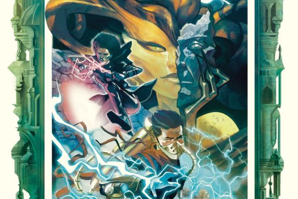 Magic_003_Cover_Variant_DelMundo_PROMO First Look at MAGIC #3 from BOOM! Studios