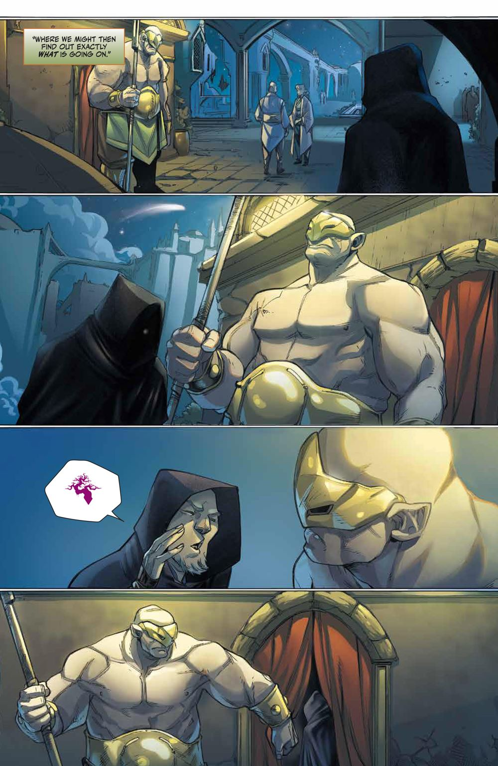 Magic_003_PRESS_6-1 ComicList Previews: MAGIC #3
