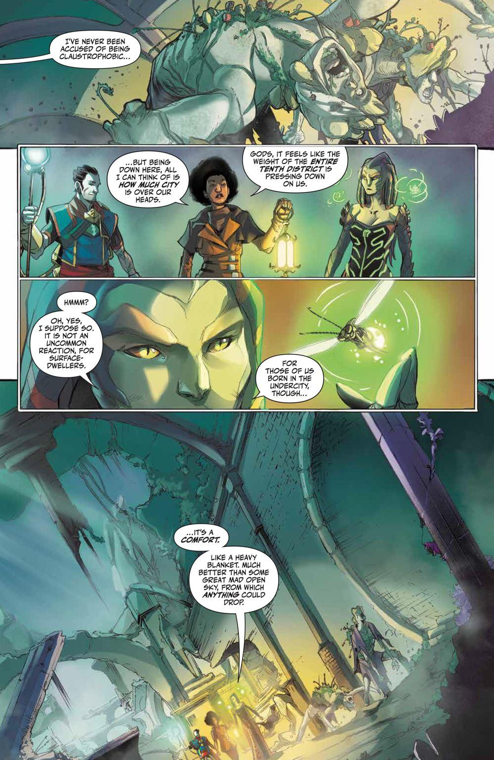 Magic_003_PRESS_7-1 ComicList Previews: MAGIC #3
