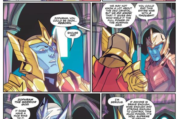 MightyMorphin_008_InteriorArt_003_PROMO-1 First Look at MIGHTY MORPHIN #8 from BOOM! Studios