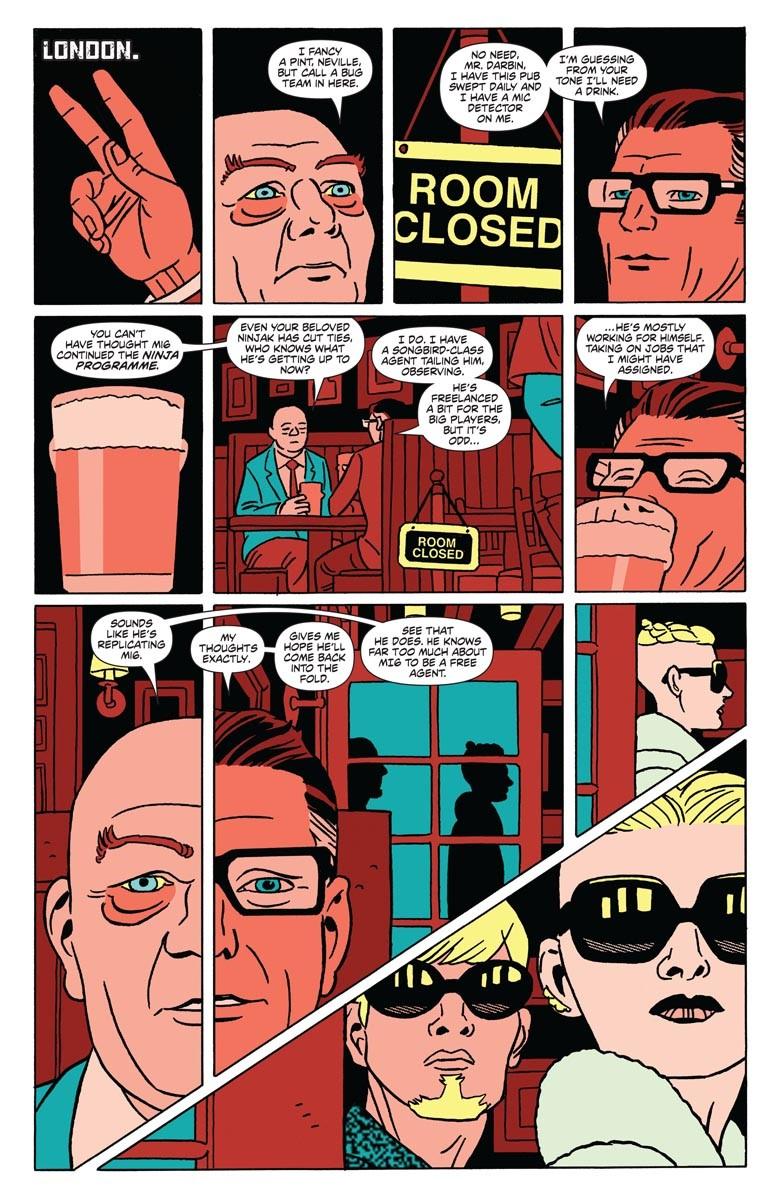 NINJAK_01_PREVIEW_01 ComicList Previews: NINJAK #1