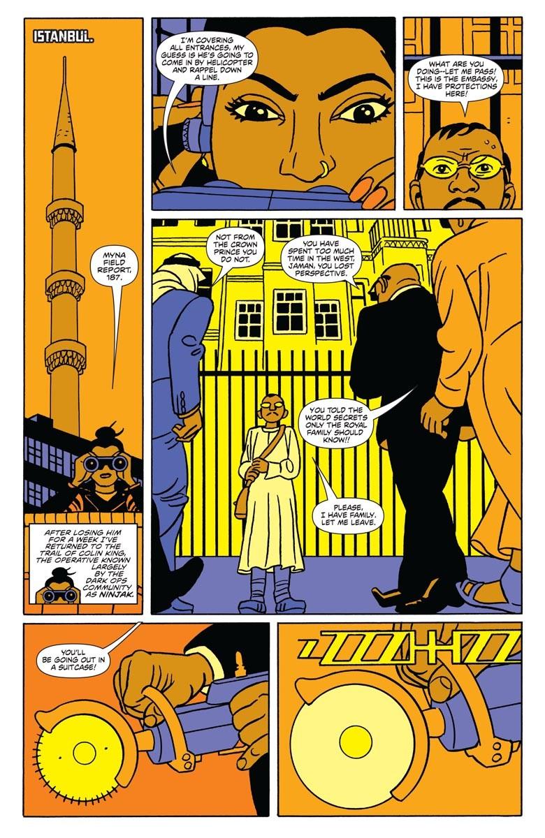 NINJAK_01_PREVIEW_03 ComicList Previews: NINJAK #1