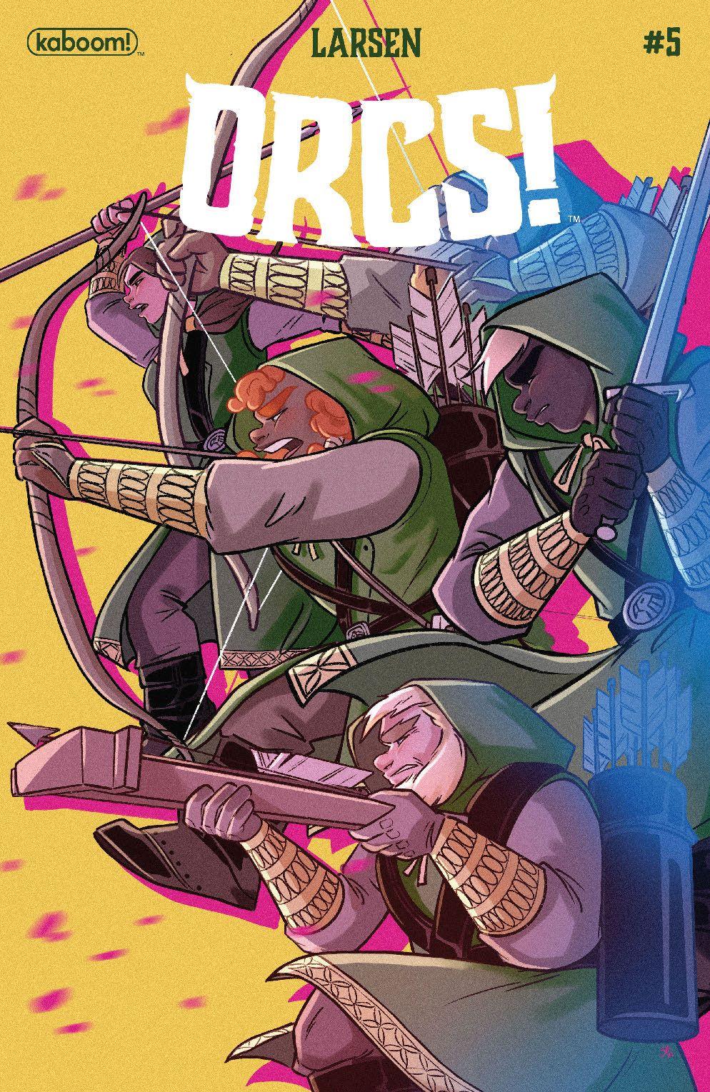 Orcs_005_Cover_B_Variant-1 ComicList Previews: ORCS #5 (OF 6)