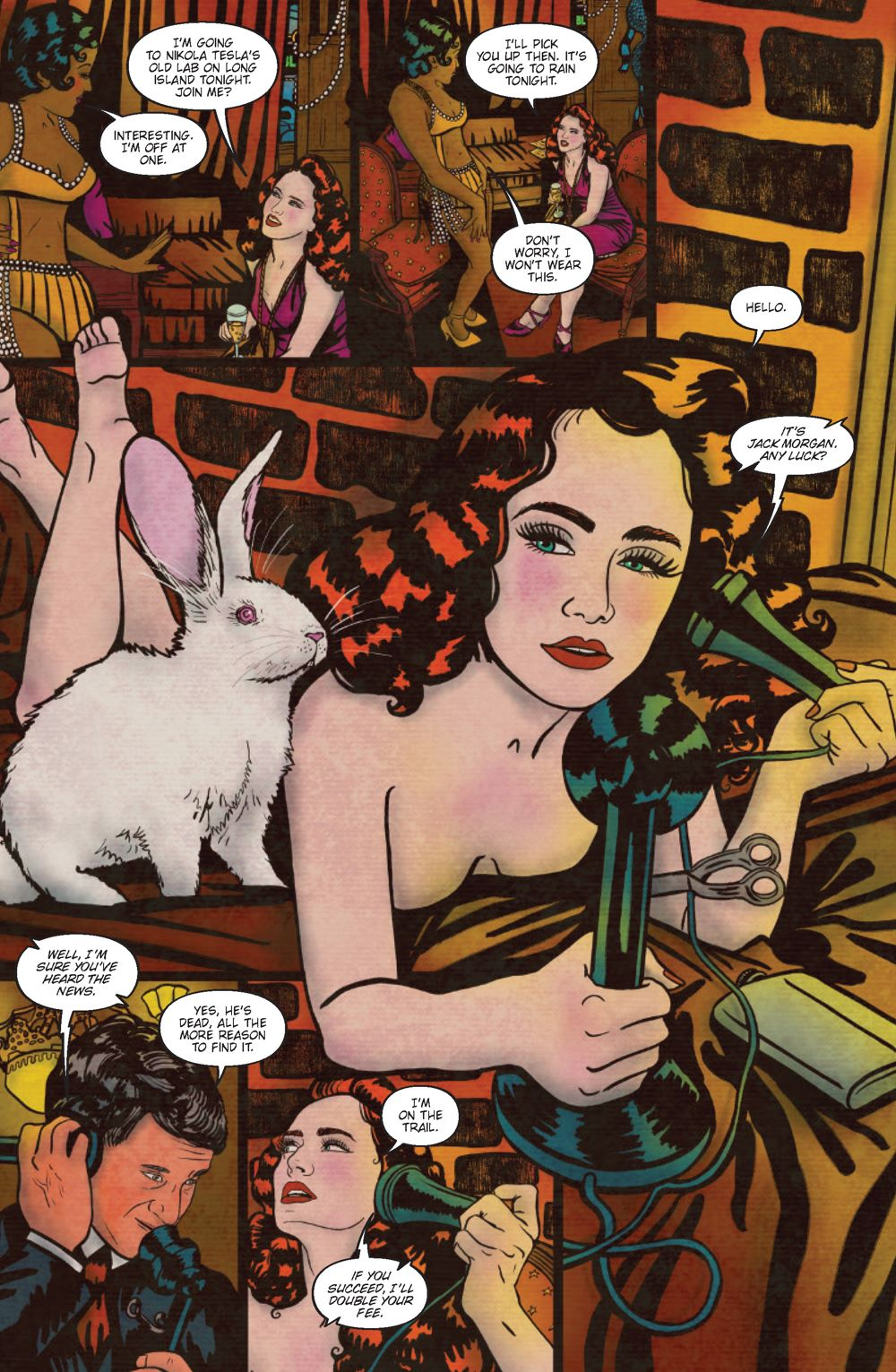 Pages-from-Binder3_Page_4 ComicList Previews: MINKY WOODCOCK THE GIRL WHO ELECTRIFIED TESLA #3