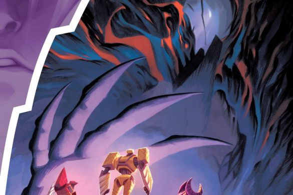 PowerRangers_008_Cover_Main_PROMO First Look at POWER RANGERS #8 from BOOM! Studios