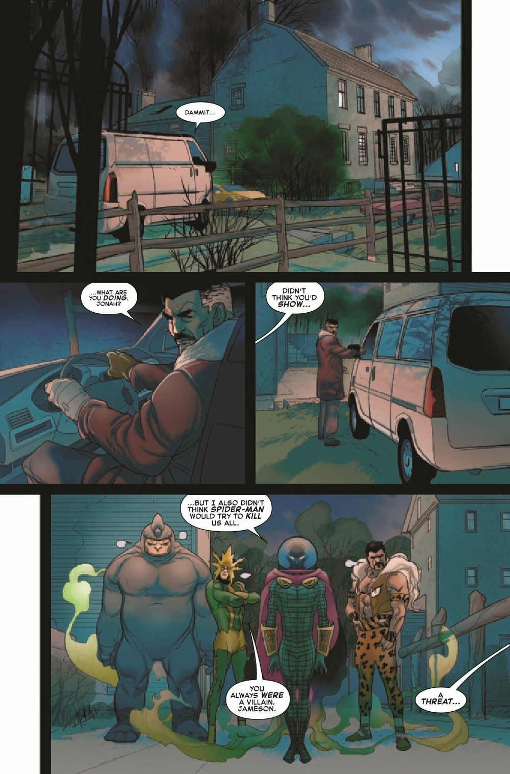 SMSPIDERSHADOW2021003_Preview-3 ComicList Previews: SPIDER-MAN SPIDER'S SHADOW #3 (OF 4)