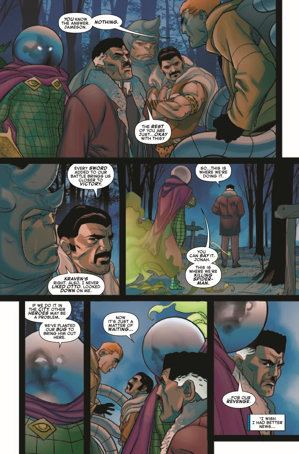 SMSPIDERSHADOW2021003_Preview-5 ComicList Previews: SPIDER-MAN SPIDER'S SHADOW #3 (OF 4)
