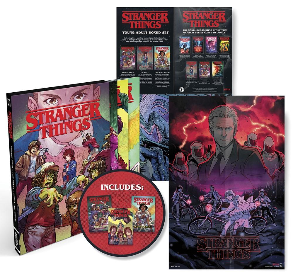 STYABS_YA_BOX_SET_EV Dark Horse Comics September 2021 Solicitations