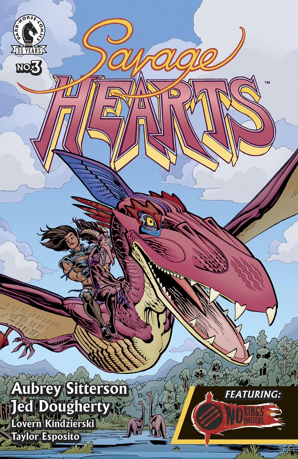 SVHRTS_i3_CVR_4x6_SOL Dark Horse Comics September 2021 Solicitations