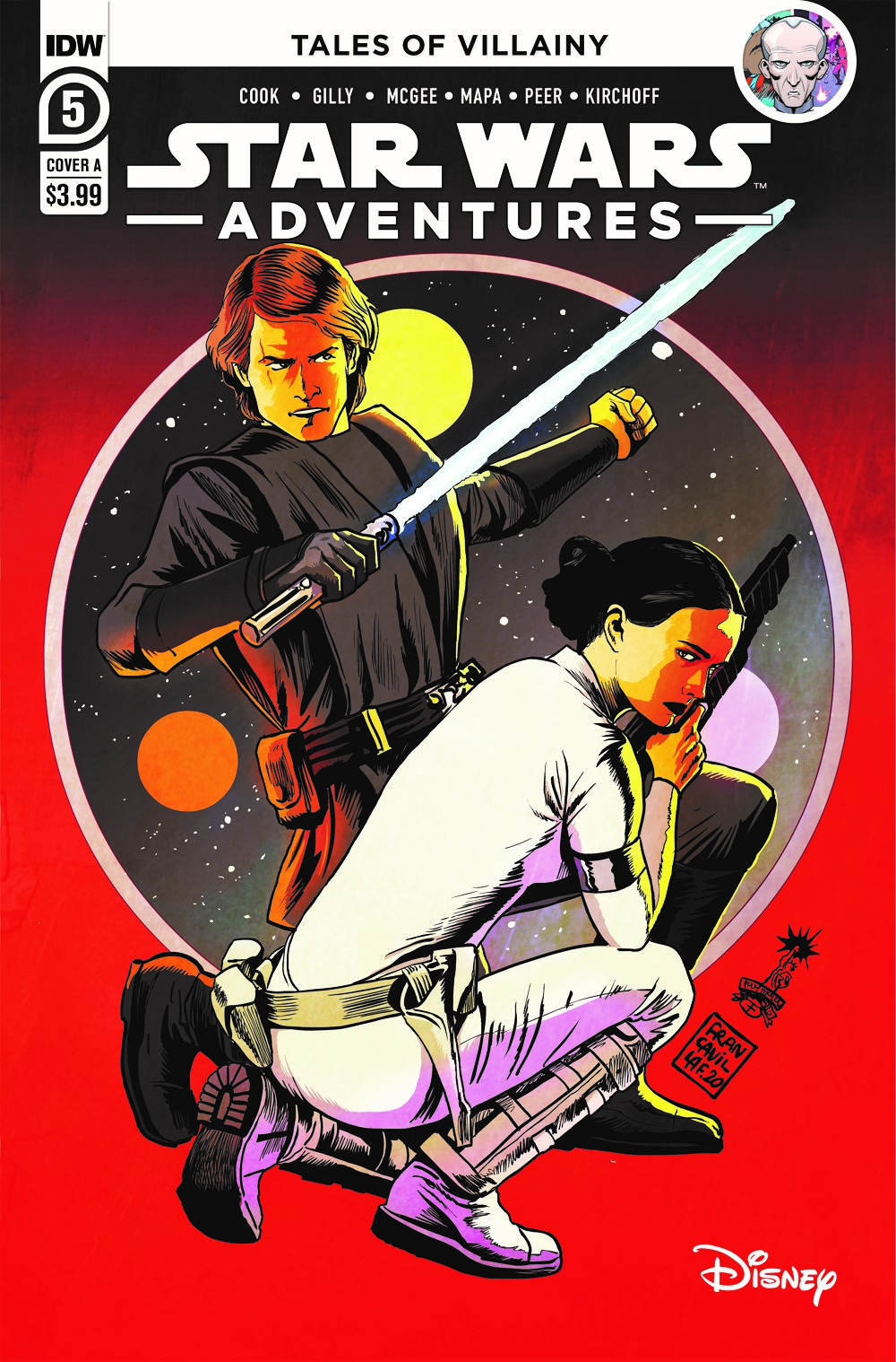 SWA-05-Cover-A ComicList: IDW Publishing New Releases for 06/23/2021