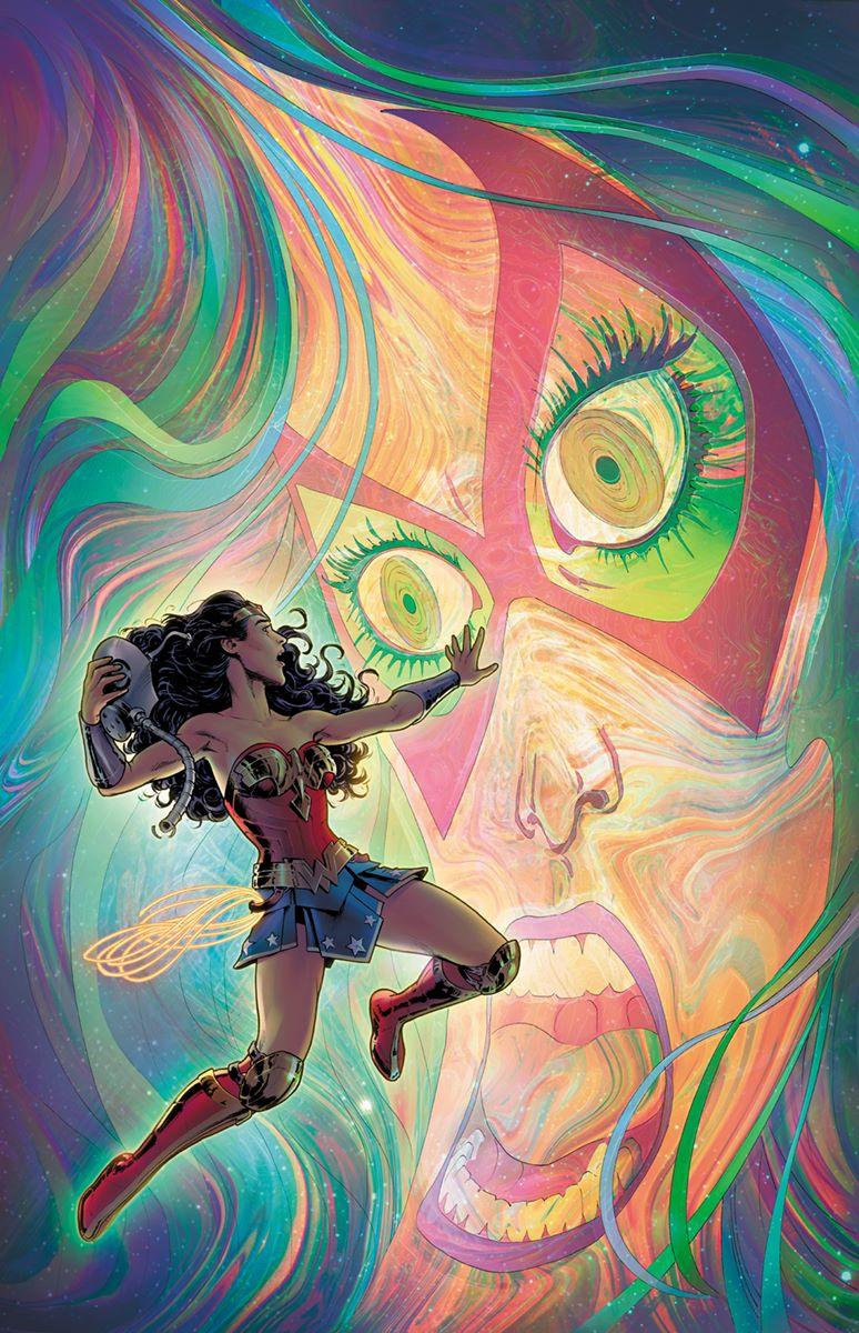 Sensational-Wonder-Woman_cmyk DC Comics September 2021 Solicitations