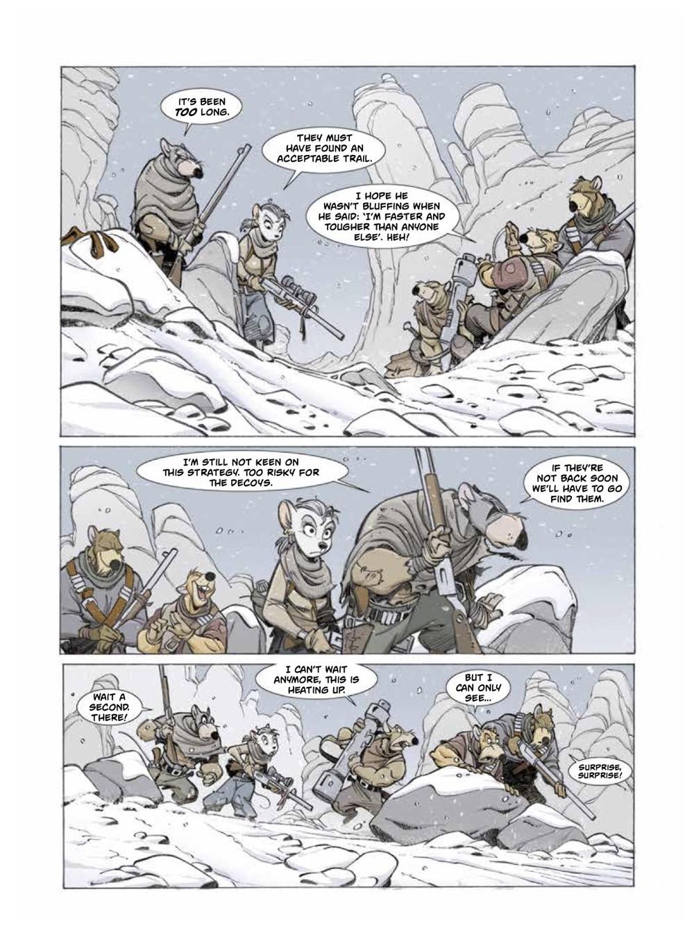 Solo2-1 ComicList Previews: OSCAR MARTIN'S SOLO VOLUME 2 HC